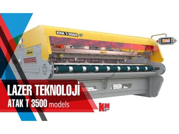 Tam Otomatik Halı Yıkama Makinası ATAK T 3500