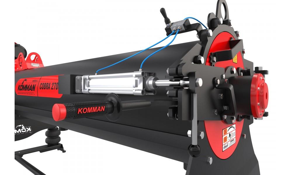 Halı Sıkma Makinası Cobra 2700-38-S