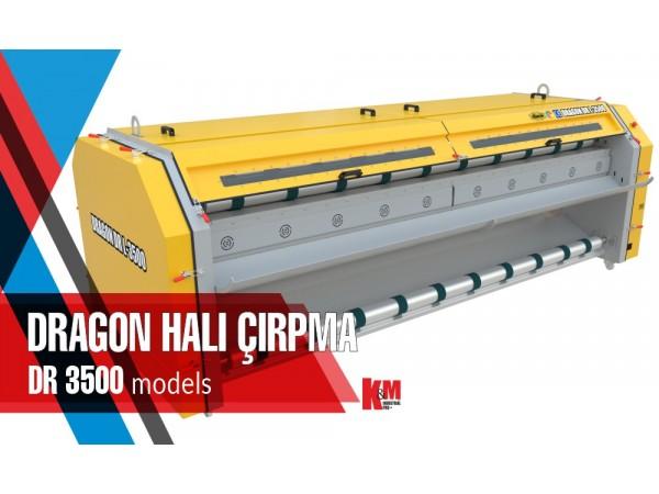 Dragon Halı Çırpma Makinası DR 3500