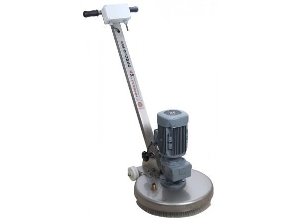 Sanayi Tipi Halı Fırçalama Makinası Rotojumbo Q 43