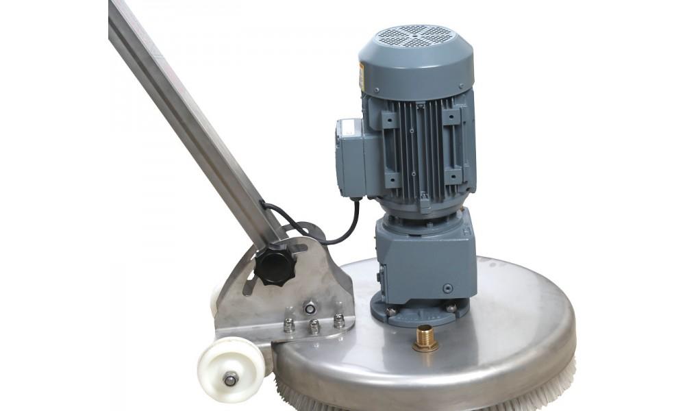 Yarı Otomatik Halı Fırçalama Makinası Rotojumbo Q 45