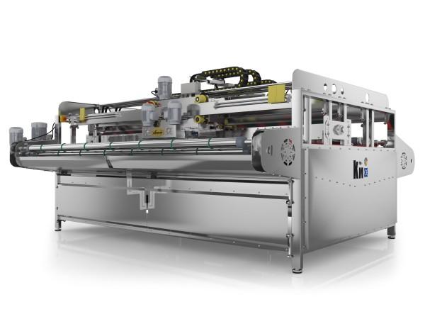 Tam Otomatik Halı Yıkama Makinası ALTAY ROLLER İNOX 4300