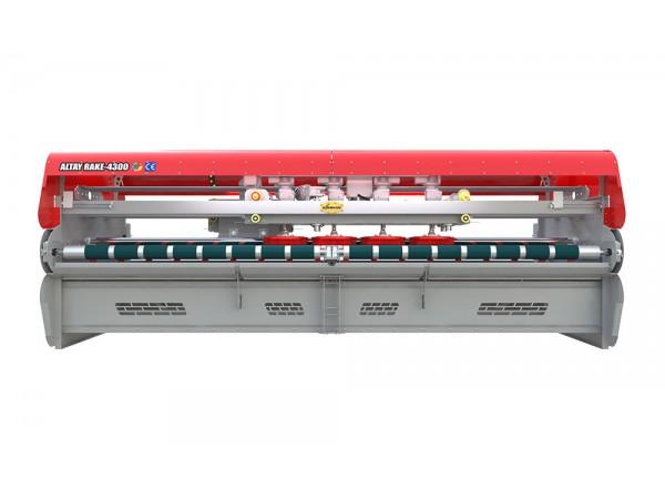 Tam Otomatik Halı Yıkama Makinası ALTAY RAKE 4300