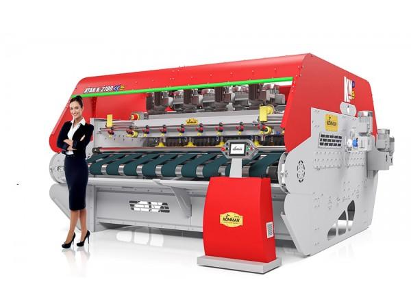 Tam Otomatik Halı Yıkama Makinası ATAK K 2700