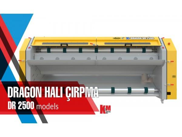Dragon Halı Çırpma Makinası DR 2500