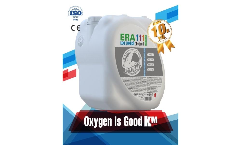 ERA 111 Oksijenli Leke Çözücü