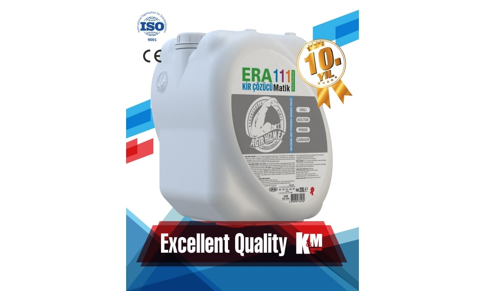 ERA 111 Optical Kir Çözücü