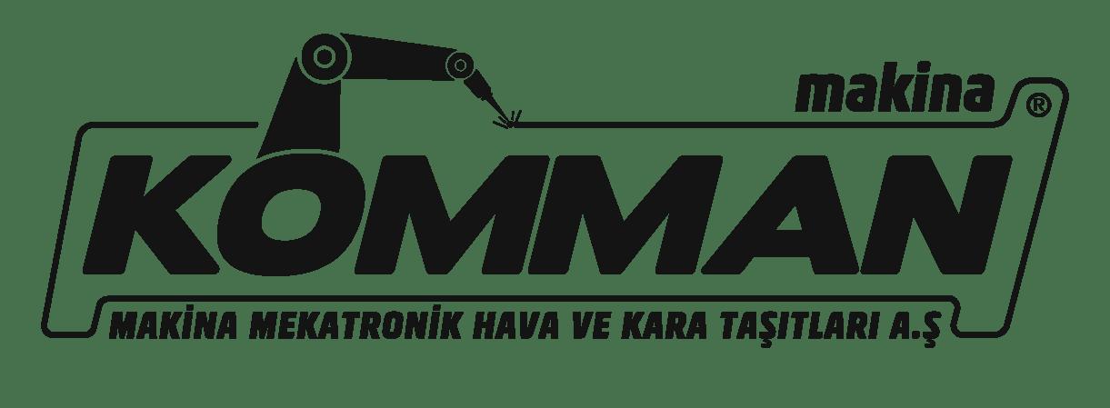 Komman Makina Mekatronik Hava ve Kara Taşıtları A.Ş.